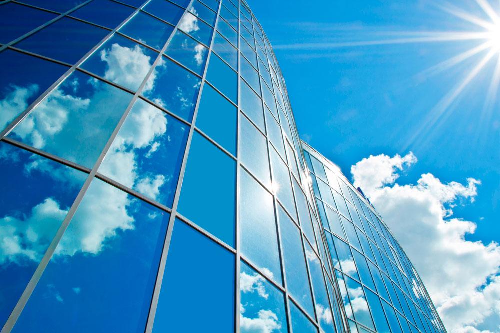 Amenize o calor com Vidro Refletivo